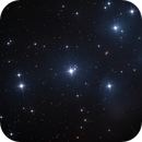 M45 The Pleiades,                                Simon Schweizer
