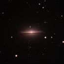 Sumbrero Galaxy NGC4594,                                Michael Mantini