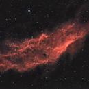 ngc 1499 (california nebulae) in HHSO,                                O.RICHARD