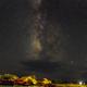 Milky way from Kanab,                                ofiuco