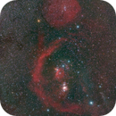 Orion and Barnard's loop,                                Po-Liang, Cheng