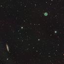 M97 & M108,                                Jay Crawford