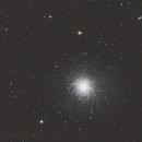 Messier 13,                                Anton
