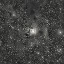 Iris nebula / nébuleuse de l'IRIS,                                Frédéric Tapissier