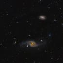 NGC 3718 & NGC 3729,                                Andrei Ioda
