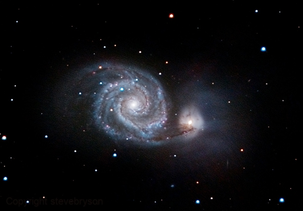 M51,                                stevebryson