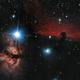 Alnitak - NGC 2023 - NGC 2024 - IC434,                                Tanguy Dietrich