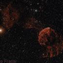 Jellyfish Nebula (IC443),                                Roberto Frassi