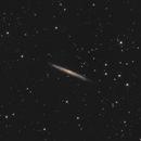 NGC 5907 - The Knife Edge Galaxy,                                Andrea Alessandrelli