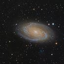 M81 (Bode's Galaxy)  M82 (Cigar Galaxy),                                hbastro