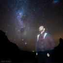 Milky Way contemplation,                                Igor Borgo