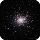 Messier 5 Globular Cluster in Serpens Caput,                                Gustavo Sánchez