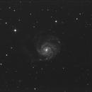 M101 The Spiral Galaxy,                                Sandra Repash