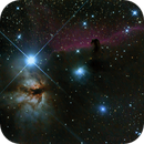 Horse nebula,                                Bach hamba Youssef