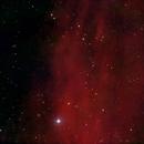 Sh2 245 HA RGB Part of the Fishhook Nebula,                                jerryyyyy
