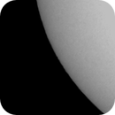 Mercury enters inside disk's Sun (animated),                                Javier_Fuertes