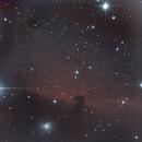 IC 434: Horsehead nebula,                                Thomas