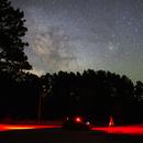 Roadside Astrophotography and the Milky Way,                                Paul Macklin