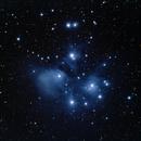 The Pleiades, M45,                                Steven Bellavia