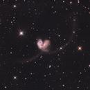 Antennae Galaxies,                                Joel Bladen