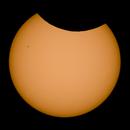 Partial Eclipse 10.06.2021,                                Michael Völker