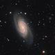 NGC2903,                                Jan Sjoerd de Vries