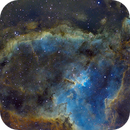 IC 1805 Hubble Technik,                                sondermann66