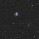 NGC 6939, NGC 6946,                                Marie