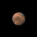 Valle Marineris, Terrae Noachis, Arabia, Margaritifer - Mars 10/01/20,                                Anthony Quintile