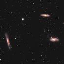 M65, M66 & NGC3628 | The Leo Triplet,                                Tom Hitchen