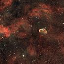Crescent Nebula,                                Shane Jones