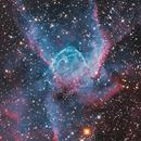Thor's Helmet Emission Nebula,                                José Joaquín Pérez