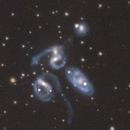 NGC 7331 & Stephan's Quintet,                                Michael