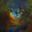 NGC 7822 / Sh2-171 - Nebula in Cepheus,                                Yannick Akar