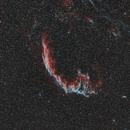 les dentelles du cygne - NGC6992,                                Le Mouellic Guillaume
