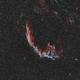 les dentelles du cygne - NGC6992,                                Le Mouellic Guill...