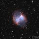 M27 The Dumbbel Nebula,                                Chris Patrick