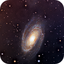 M81 Bode's Galaxy,                                William Jordan