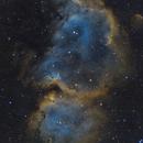 Soul nebula Ha / SHO,                                Boštjan Zagradišnik
