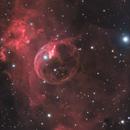 NGC 7635 - The Bubble,                                Lorenzo Siciliano