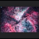 Eta Carinae Nebula,                                Mike