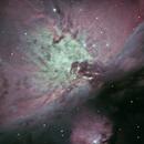The Core of M42,                                pdfermat