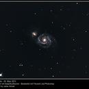 M51,                                Zwergpirat