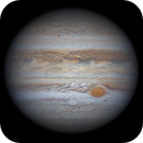 20200722 14:51.6 - Jupiter: Oval BA and GRS,                                astrolord
