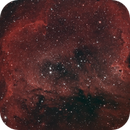 Part of the Soul nebula / IC1848,                                Francesco