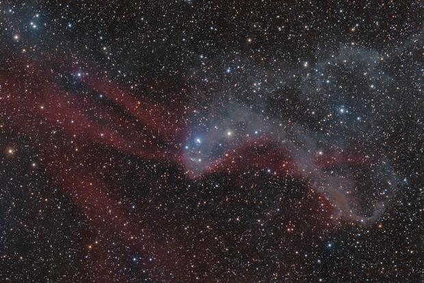 Sh2-126,                                Richard Sweeney