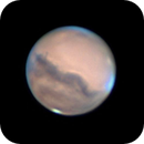 Mars near opposition - First light C11,                                MAILLARD