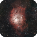 Lagoon Nebula HARGB,                                KiwiAstro