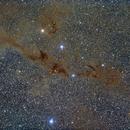 Barnard 228 Dark Nebula,                                Hojong Lin