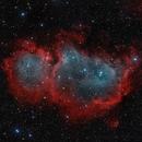 Soul Nebula LRGBHaOIII,                                KC